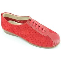 Chaussures Femme Baskets basses Aerobics Sweet Move Perf Confortable - Derby Rouge