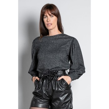 Vêtements Femme Pulls Deeluxe Pull MANEL Dark Grey Mel