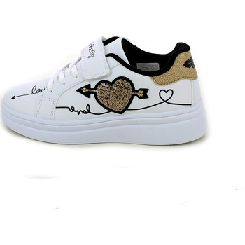 Chaussures Fille Baskets mode Lelli Kelly 5823.08_34 Blanc