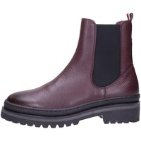 Chaussures Femme Bottines Tommy Hilfiger FW0FW05205 Multicolore