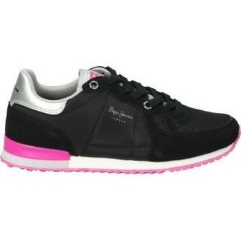 Chaussures Fille Fitness / Training Pepe jeans ZAPATOS  PGS30452 NIÑA BLACK Noir