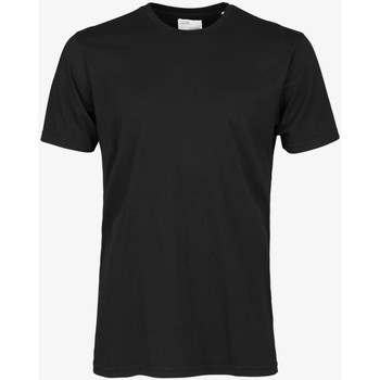 Vêtements Homme T-shirts manches courtes Colorful Standard CLASSIC ORGANIC TEE deep-black-nero