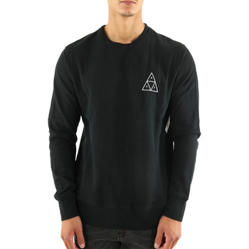 Vêtements Homme Sweats Huf Sweat ? col rond  Essentials TT Crew Noir