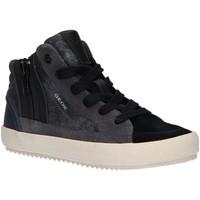 Chaussures Garçon Boots Geox J942CJ 022PG J ALONISSO Negro
