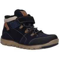 Chaussures Garçon Boots Geox J94ARA 022BU J XUNDAY B ABX Azul