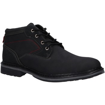 Chaussures Homme Boots Lois 64009 Negro