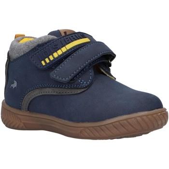 Chaussures Garçon Boots Lois 46147 Azul