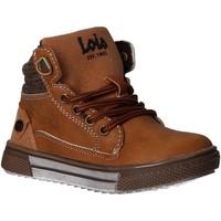 Chaussures Garçon Boots Lois 46146 Marr?n