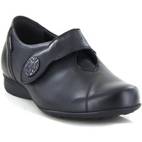 Chaussures Femme Mocassins Mobils By Mephisto Faustine Noir