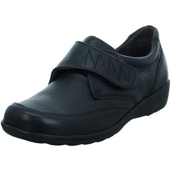 Chaussures Femme Mocassins Caprice 24651-25 Noir