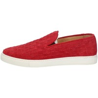 Chaussures Homme Slip ons Melluso XU86097 ROUGE