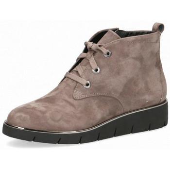 Chaussures Femme Boots Caprice POLONAIS  - 25103 GRIS Beige