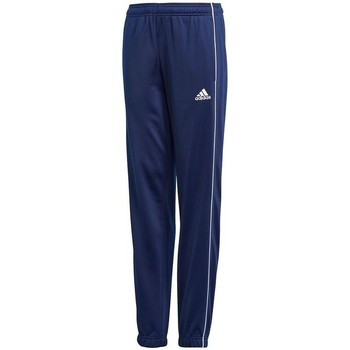 Vêtements Enfant Pantalons adidas Originals CORE18 Pes Pnt Y Bleu marine