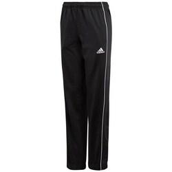 Vêtements Enfant Pantalons adidas Originals CORE18 Pes Pnt Y Noir