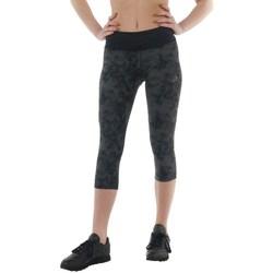 Vêtements Femme Pantalons Asics 34 Fuzex Knee Tight Noir
