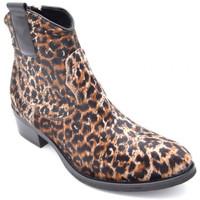 Chaussures Femme Bottines Semerdjian er304l Multicolor