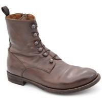 Chaussures Femme Boots Officine Creative lexikon 137 Marron