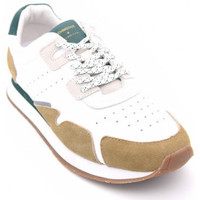 Chaussures Homme Baskets basses Schmoove trail jogger vert
