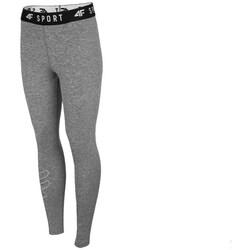 Vêtements Femme Pantalons 4F SPDF001 Gris