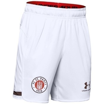 Vêtements Garçon Shorts / Bermudas Under Armour JR FC ST Pauli Replica Blanc