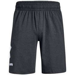 Vêtements Homme Pantacourts Under Armour Sportstyle Cotton Graphic Short Graphite