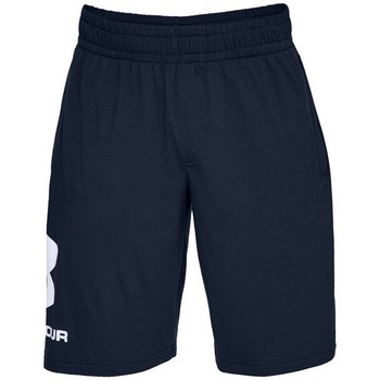 Vêtements Homme Pantacourts Under Armour Sportstyle Cotton Graphic Noir