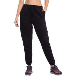 Vêtements Femme Pantalons Nike Wmns Nsw Tch Flc Eng Pant Noir