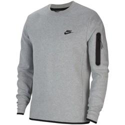 Vêtements Homme Sweats Nike Sportswear Tech Fleece Gris
