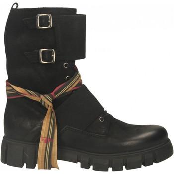 Chaussures Femme Bottes ville Felmini MORAT nero