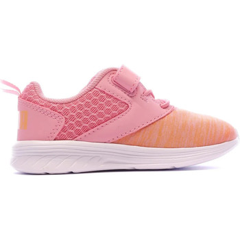 Chaussures Fille Baskets basses Puma 190677-15 Rose