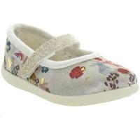 Chaussures Fille Ballerines / babies Bellamy VERSEUSE Beige