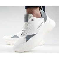 Chaussures Homme Baskets mode Alexander Smith LONDON EYE bianco-argento