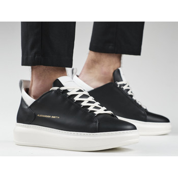 Chaussures Homme Baskets mode Alexander Smith WEMBLEY nero-bianco
