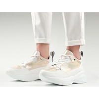 Chaussures Femme Baskets mode Alexander Smith LONDON EYE oro