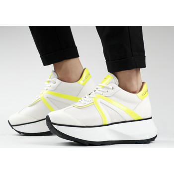 Chaussures Femme Baskets mode Alexander Smith CHELSEA giallo fluo
