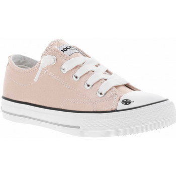 Chaussures Fille Baskets basses Dockers 38AY662-700760 Rose