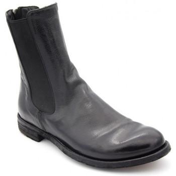 Chaussures Femme Boots Officine Creative lexikon 073 Noir