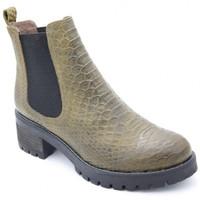 Chaussures Femme Boots Minka viena vert