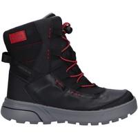 Chaussures Garçon Bottes Geox J947UA 0MEFU J SVEGGEN B ABX Negro