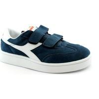 Chaussures Enfant Baskets basses Diadora DIA-I20-73766-BD Blu