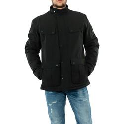 Vêtements Homme Blousons Barbour mwb0819 bk11 black noir
