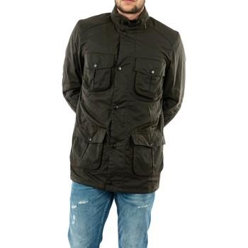 Vêtements Homme Blousons Barbour mwx0340 ol71 olive vert