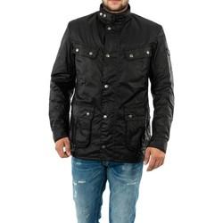 Vêtements Homme Blousons Barbour mwx0337 bk91 black noir