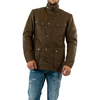 Vêtements Homme Blousons Barbour mwx0337 br31 bark marron