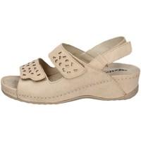 Chaussures Femme Sandales et Nu-pieds Melluso HQ60093 TAUPE