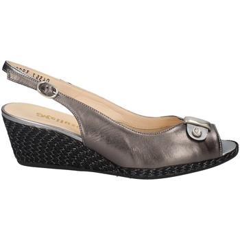 Chaussures Femme Sandales et Nu-pieds Melluso HO4357 ANTHRACITE