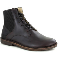 Chaussures Femme Boots Kickers TITI MARRON F
