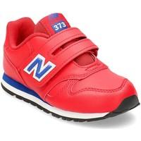 Chaussures Enfant Baskets basses New Balance 373 Rouge