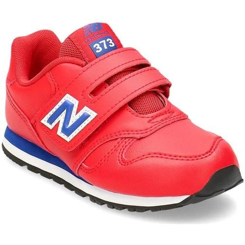 New Balance 373 Rouge - Chaussures Baskets basses Enfant 59,30 €
