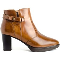 Chaussures Femme Bottines NeroGiardini 13005-400 Marron